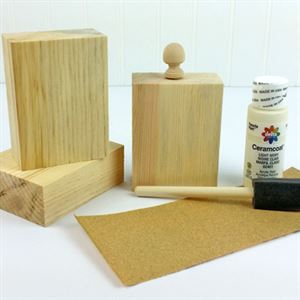 Picture of Wood Block Kit